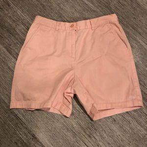Ralph Lauren petite Light Pink summer Shorts